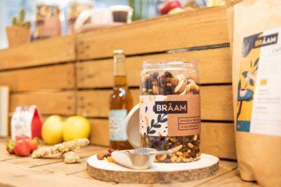 BRÂAM, le spécialiste de la cafétéria d'entreprise propose la 1ère cafétéria 100% Zéro Déchet
