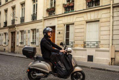 Zeway veut mettre les Parisiens au scooter électrique en déployant un réseau de stations de recharge